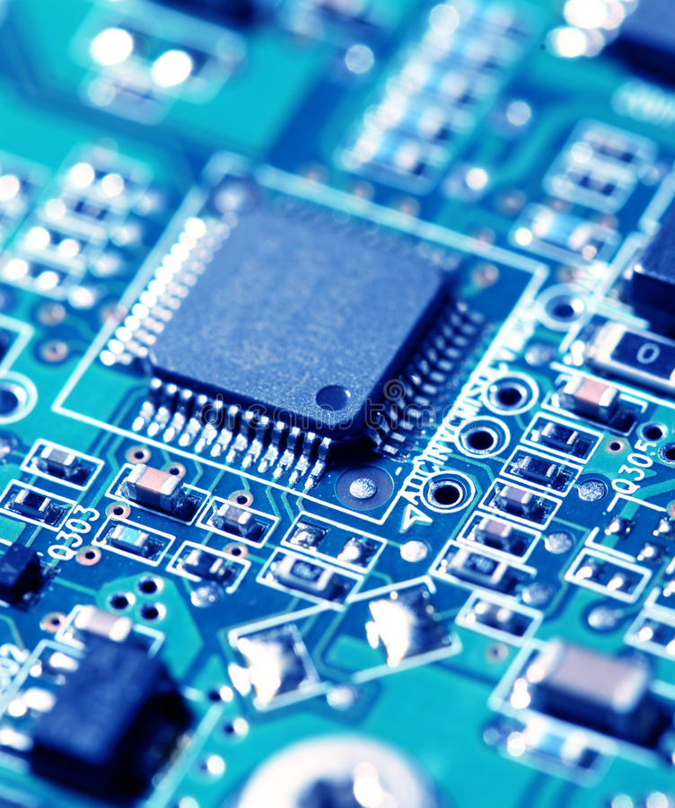 Download Circuit board stock image. Image of electric, electrical - 39512083