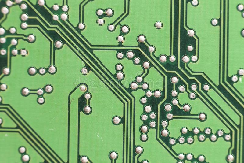 Circuit board. Electronic computer hardware technology. Motherboard digital chip. Tech science background. Integrated stock photos