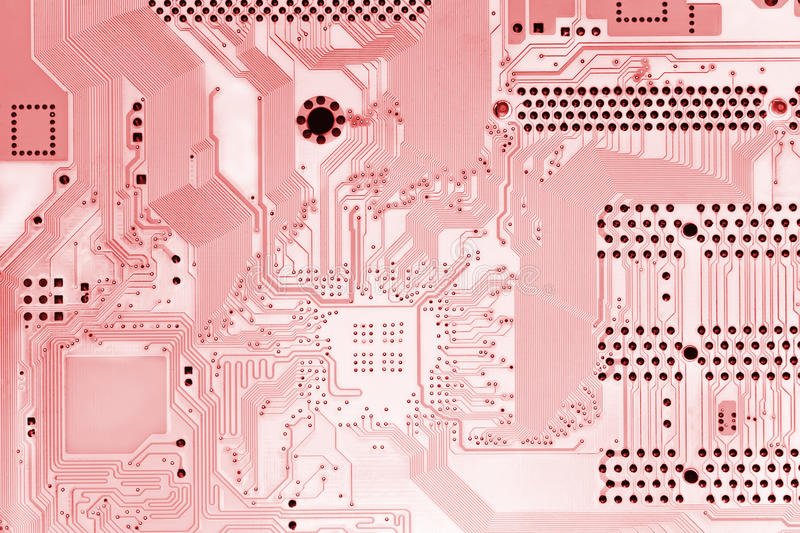 Circuit board. royalty free stock photography