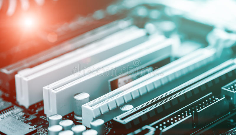 Download Circuit board stock image. Image of electric, computer - 33581651