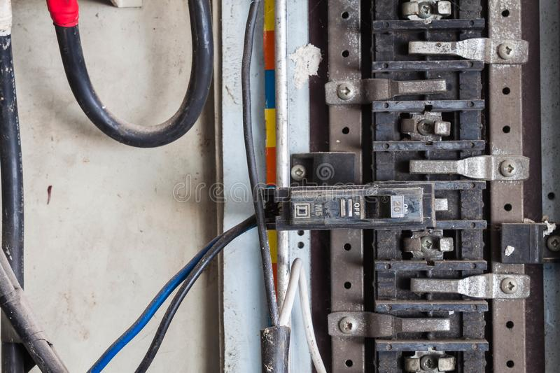 Wire To Large For Breaker - WIRE Center •