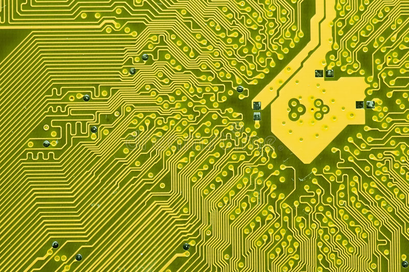 circuit datoren inom royaltyfri fotografi