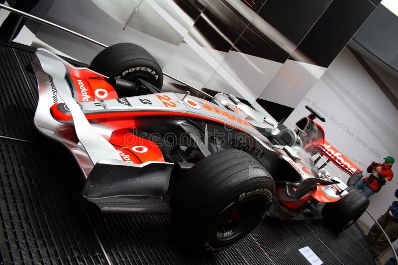 Circuit de la formule 1 de Monza Italie photo libre de droits