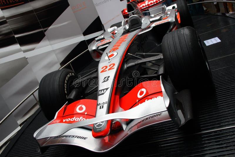 Circuit de la formule 1 de Monza Italie photos libres de droits