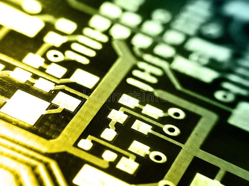 Circuit design royalty free stock image