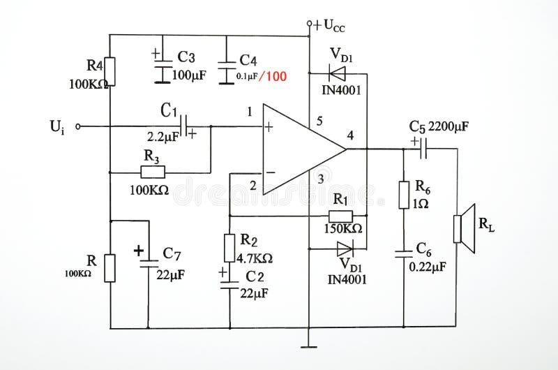 circuit diagram stock photo. image of wiring, full ... free download wiring diagram stock #8