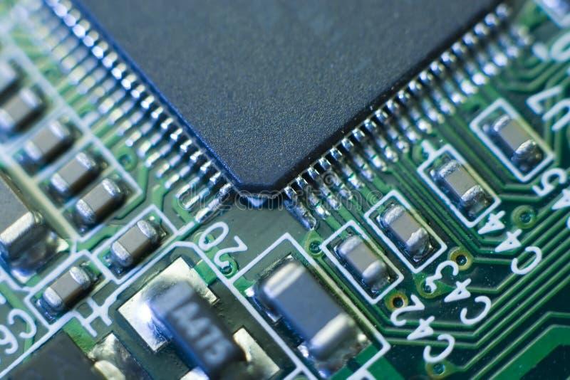Circuit intégré images libres de droits