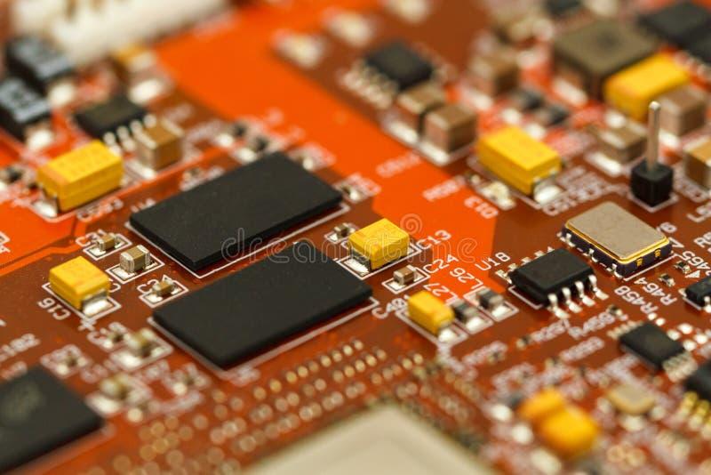 Circuit intégré spécifique à l'application photos stock