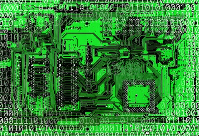 circuitboard стоковое изображение