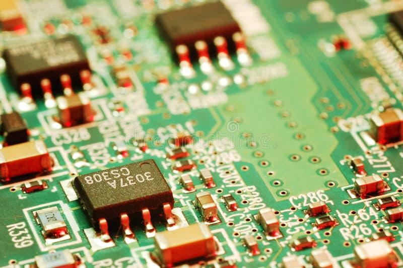 CIRCUITBOARD Image libre de droits