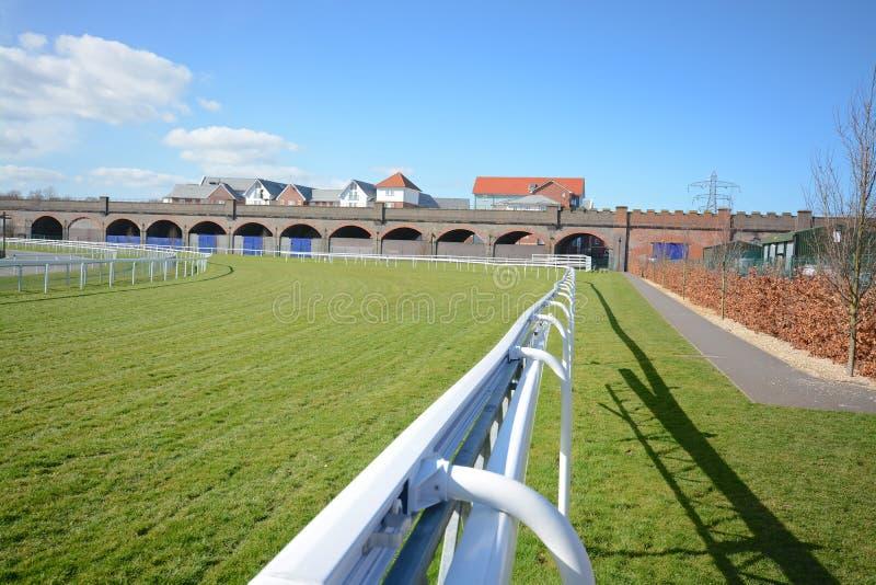Circuito de carreras de Chester foto de archivo libre de regalías
