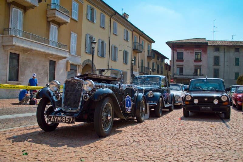 Circuito di Zingonia 2014 royalty free stock photos
