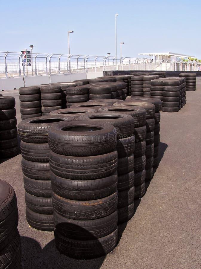 Circuito F1 fotografia de stock royalty free
