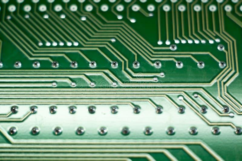 Circuito impresso imagens de stock
