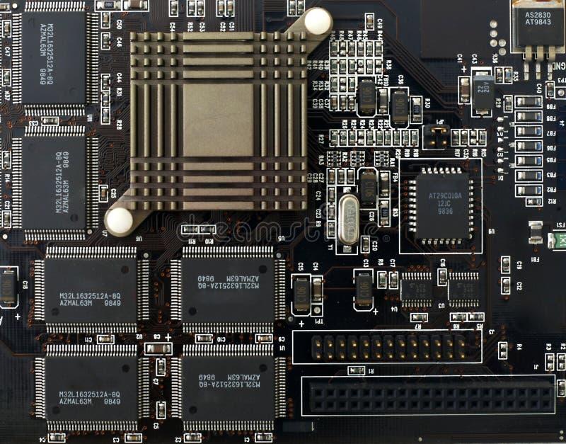 Download Circuitos Integrados Imagens de Stock - Imagem: 1676984