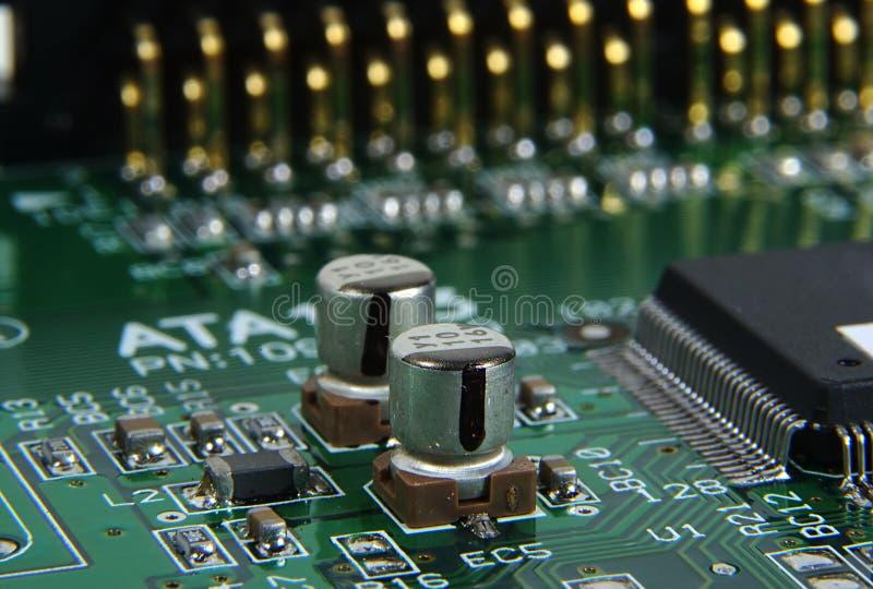Circuits photographie stock libre de droits