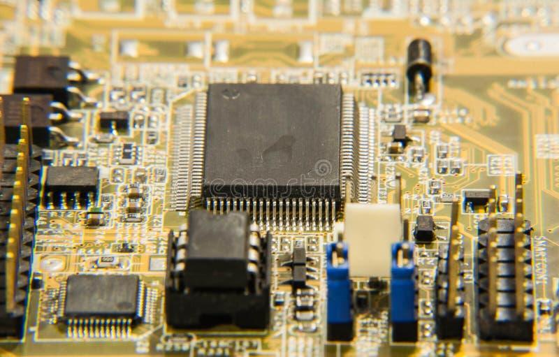 circuits elektroniskt arkivbild