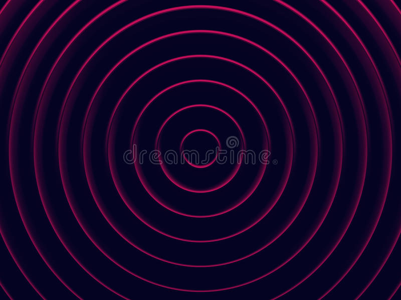Book Cover Design Application ~ Circular abstract background for graphic stock image