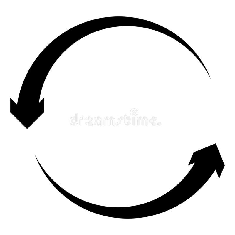 Free Circular, Circle Arrow Left. Radial Arrow Icon, Symbol. Counterclockwise Rotate, Twirl, Twist Concept Element. Spin, Vortex Royalty Free Stock Photos - 159492008