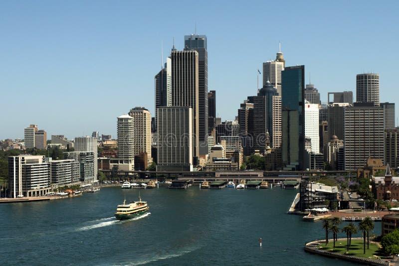 Circular Quay, Sydney stock photos