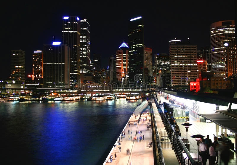 Download Circular Quay, Sydney, Australia Editorial Photography - Image of architecture, quay: 9831017