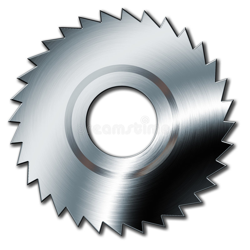 Download Circular saw stock illustration. Illustration of blade - 1238721