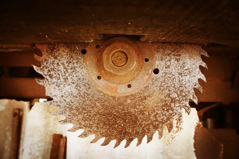 Download Circular Saw stock photo. Image of circular, rusty, macro - 24774068