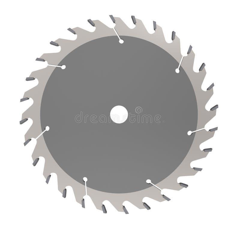 Download Circular saw stock illustration. Illustration of business - 32265855