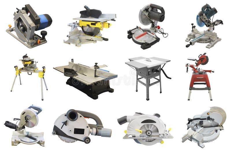 Circular saws stock photos
