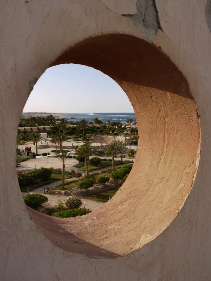 Free Circular Window Royalty Free Stock Photos - 32571418