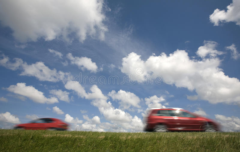 Circulation routière image stock