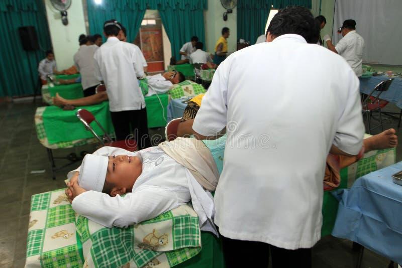 circuncisión imagen de archivo