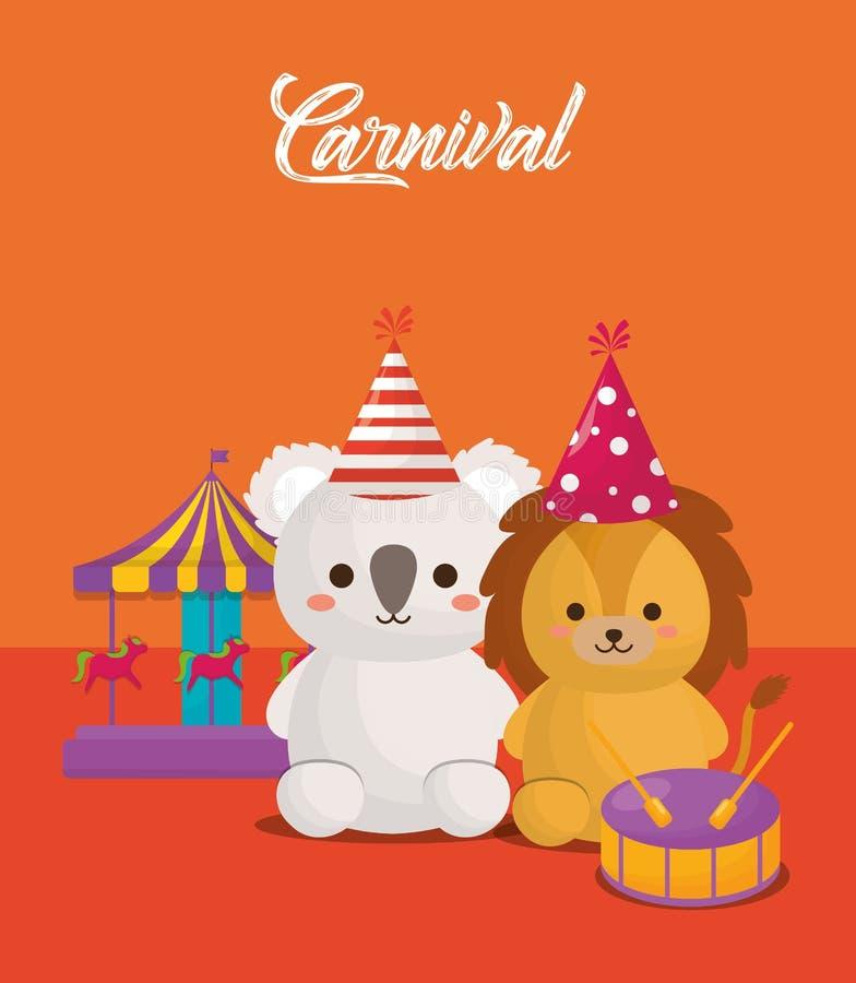 Carnival Lion Stock Illustrations – 1,740 Carnival Lion