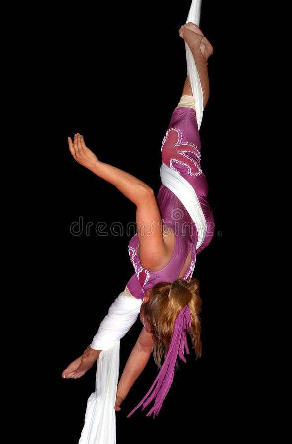 Download Circus artist editorial stock photo. Image of black, damger - 10666173