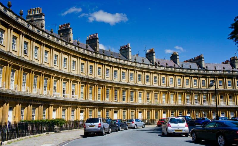 Circus in Bath stock photos