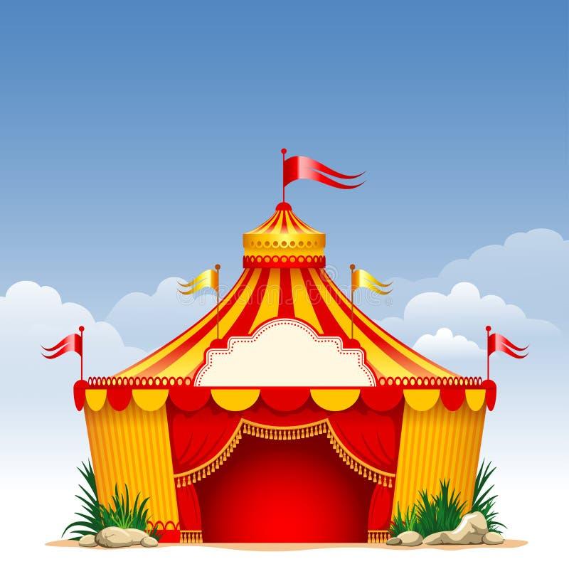 Circus vector illustration