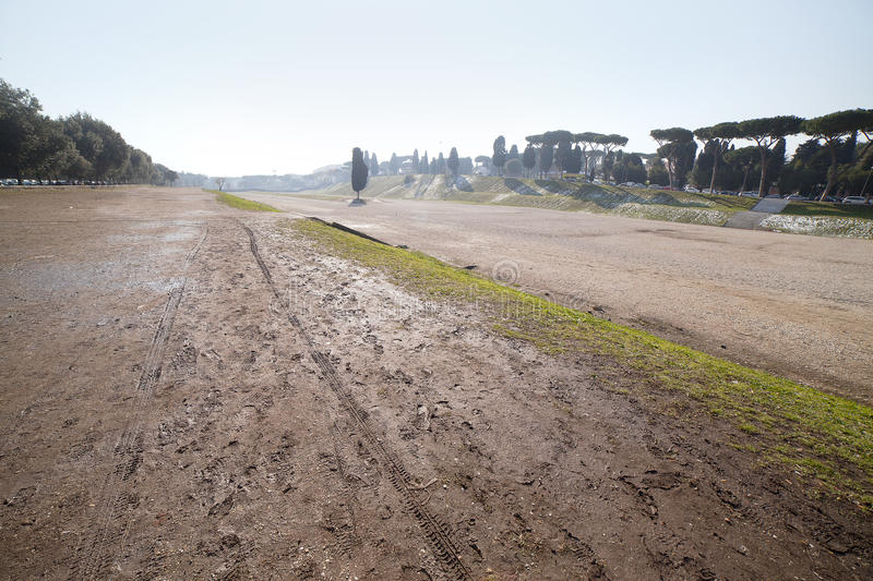 Download Circus Maximus. stock image. Image of travel, rome, path - 23456727