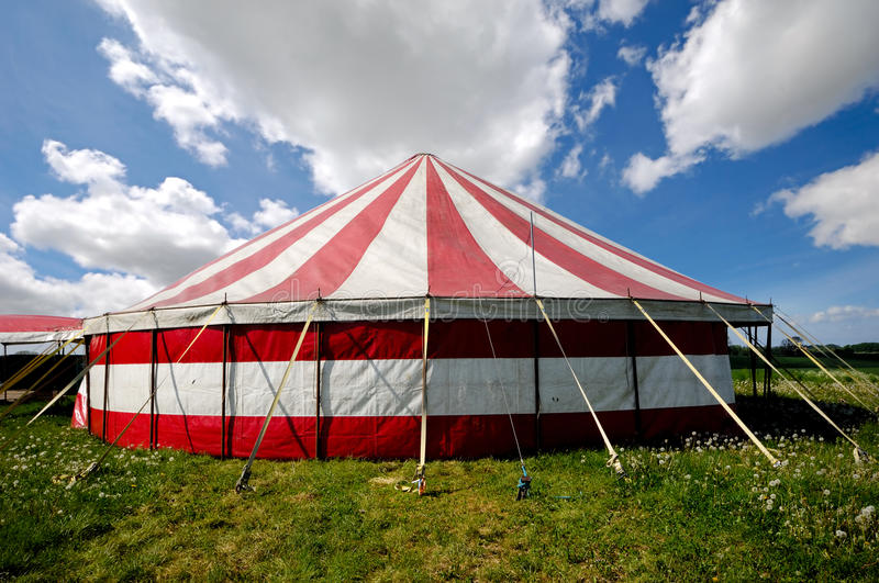 Download Circus tent stock photo. Image of clouds, grass, blue - 13923360