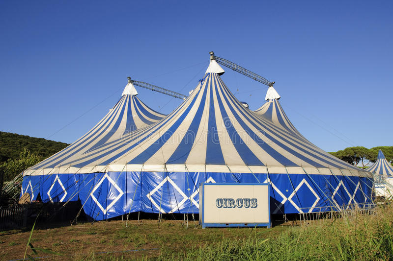 Download Circus tent stock photo. Image of circus, background - 15705594