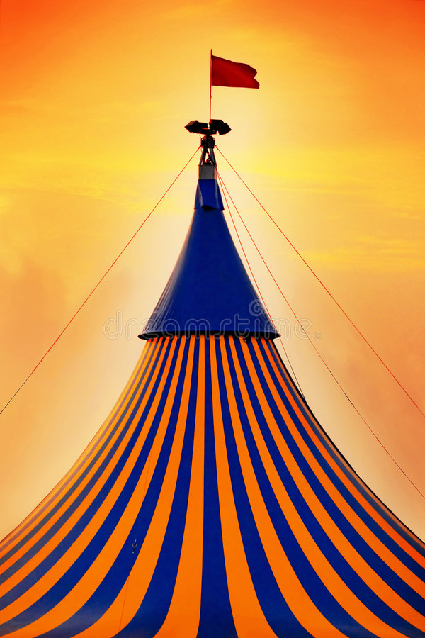 Free Circus Tent Stock Photography - 7341312
