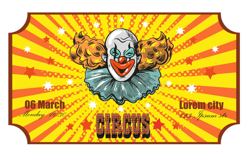 https://thumbs.dreamstime.com/b/circus-ticket-template-invitation-coupon-clown-card-pass-vector-illustration-88894334.jpg