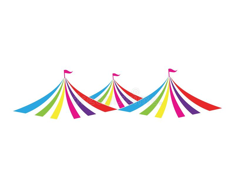 Circus vector illustration design stock image