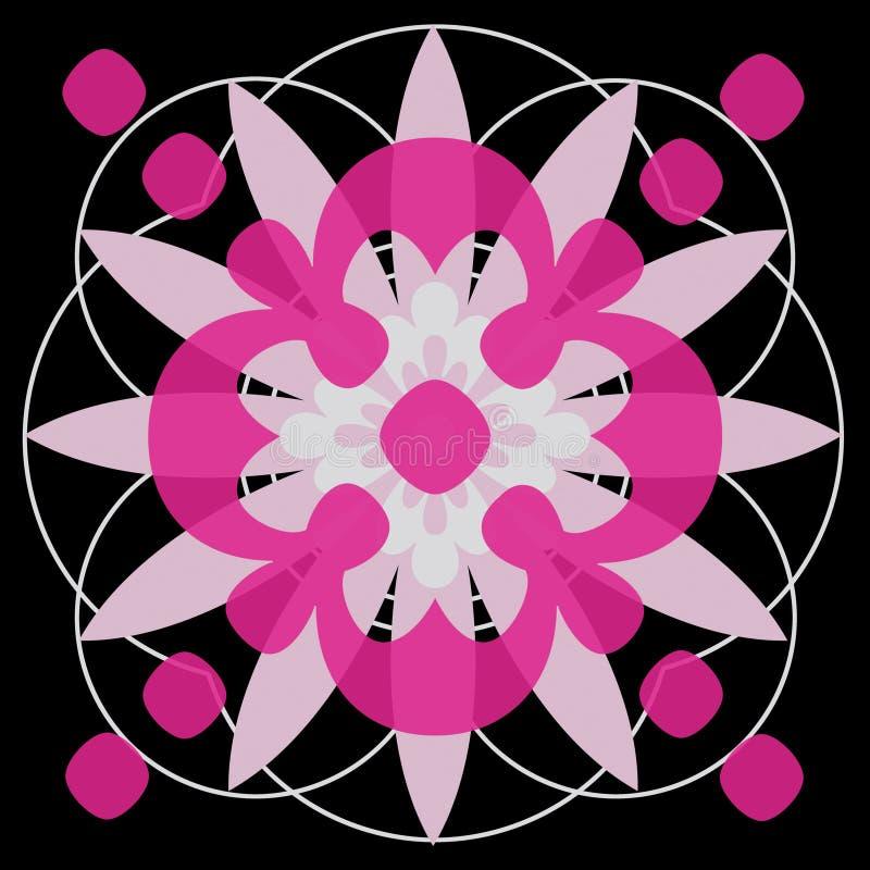 Download Cirkel designe stock illustratie. Illustratie bestaande uit lijn - 292258