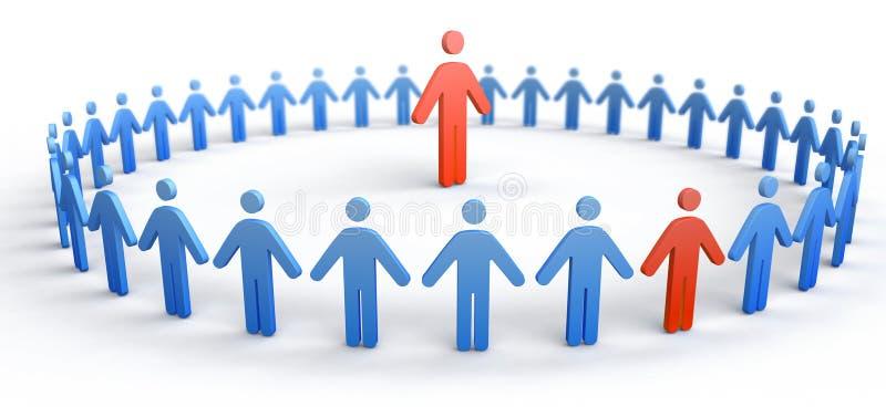 Cirkel van Mensen