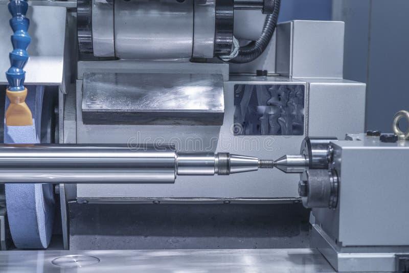 Cirkel werkende het metaalmachines van de malende machineprecisie royalty-vrije stock afbeelding