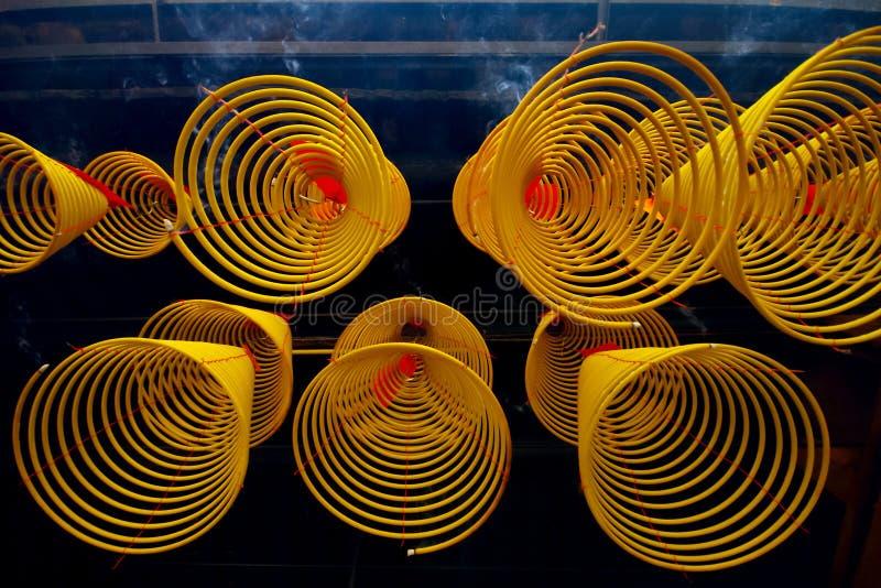 Cirkeljoss sticks in Macao royalty-vrije stock foto