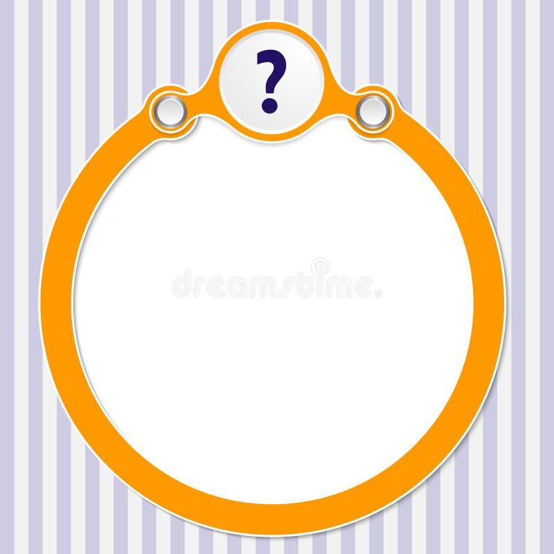 Download Cirkelkader vector illustratie. Illustratie bestaande uit samenvatting - 54076247