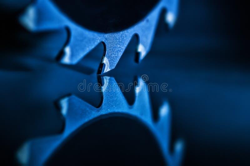 Cirkelsågblad arkivfoton
