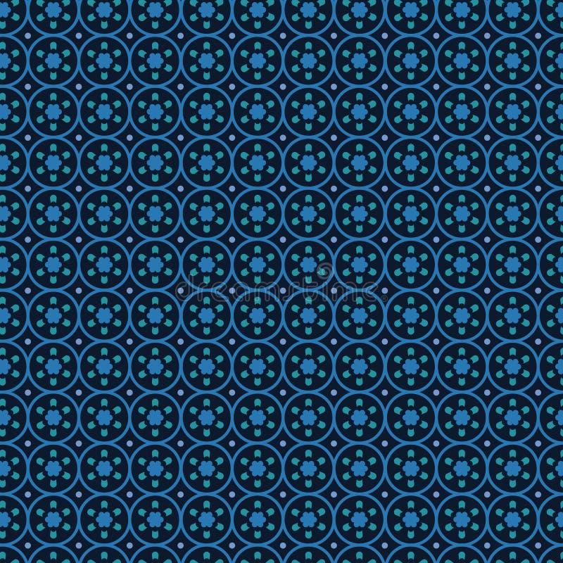 Cirklar den abstrakt vektorn för bakgrund. royaltyfri illustrationer