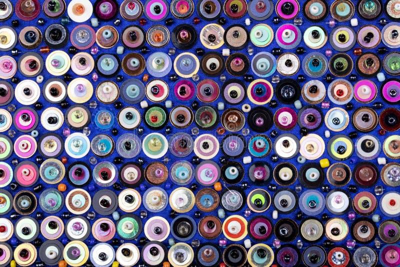 Cirklar inom cirklar royaltyfri fotografi